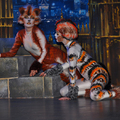 Cats musical theatre show